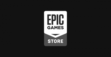 Icono y portada de Epic Games Store