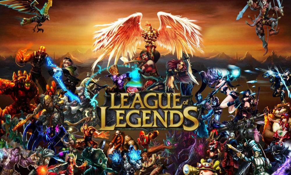 nueva campeona de League of leguends